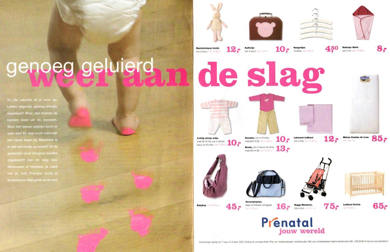 Prénatal catalogus