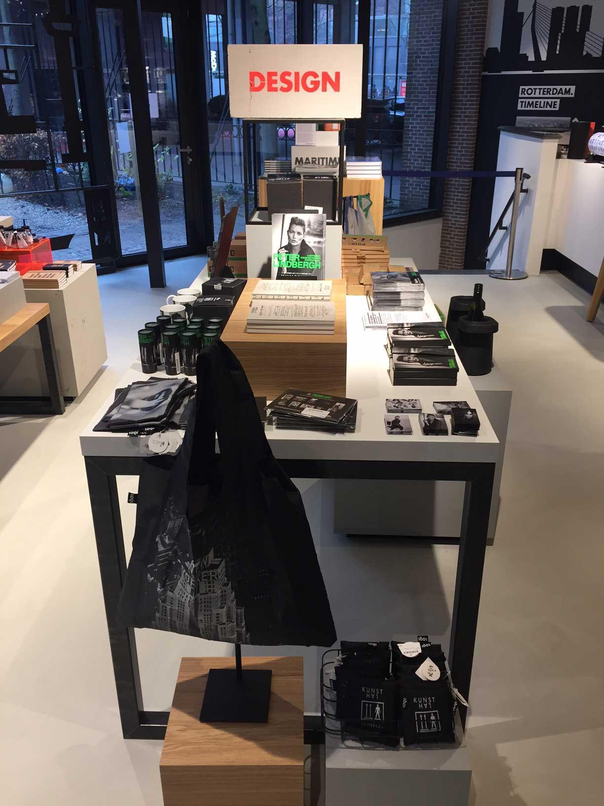 Rotterdam Design product presentation