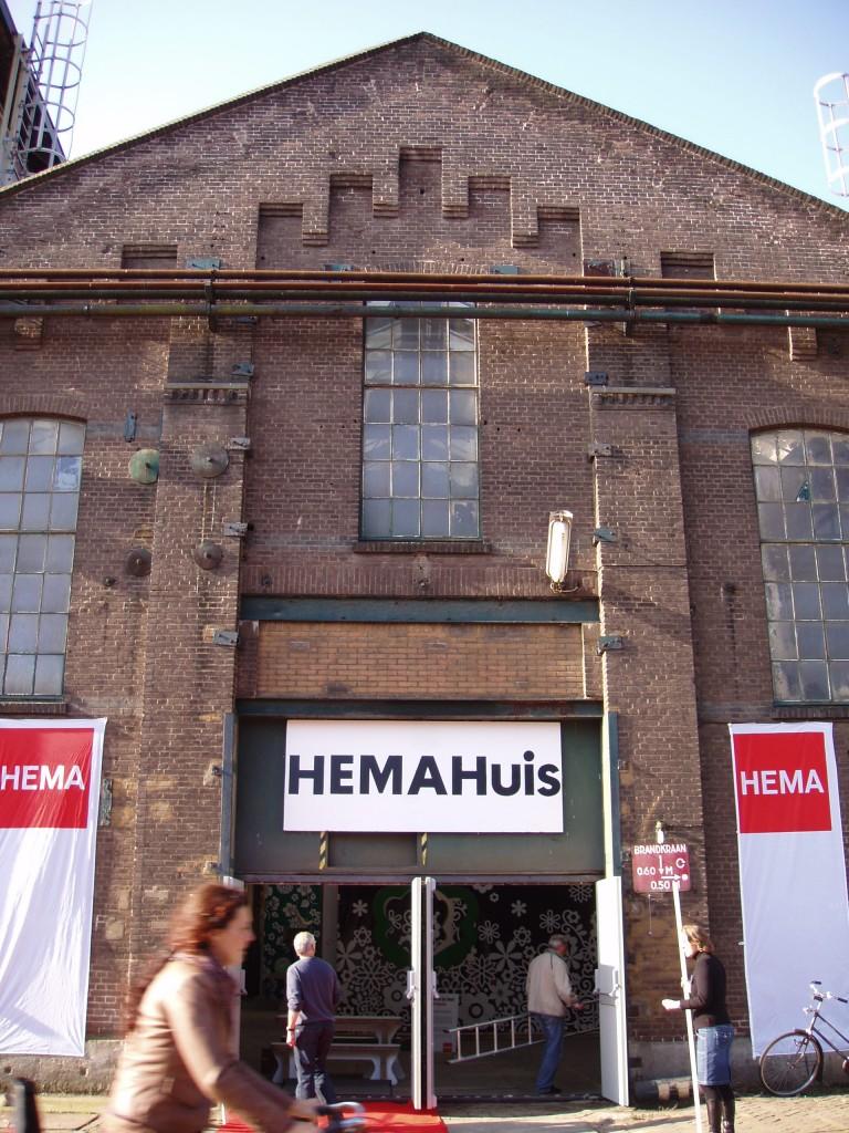 Hema Huis van Genthallen, Amsterdam