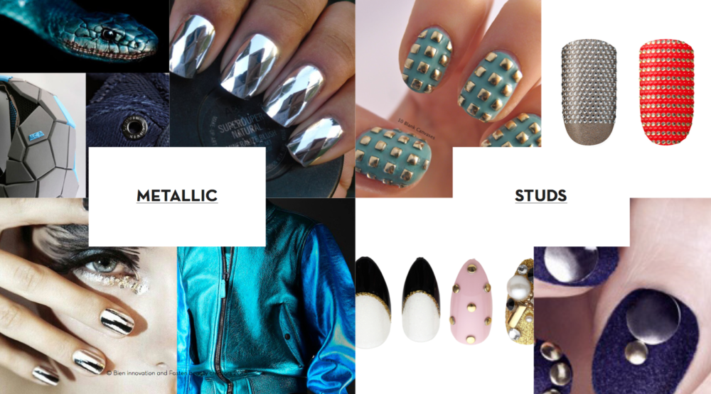 moodboard Etos beauty nails