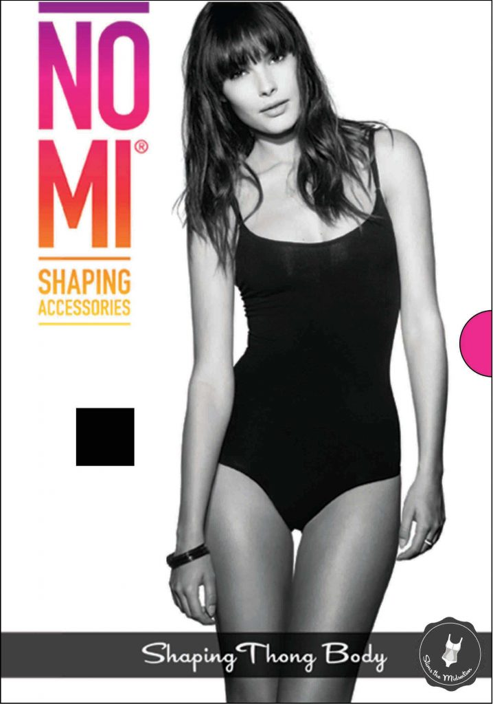 NO-MI shaping accessoires shaping thong body
