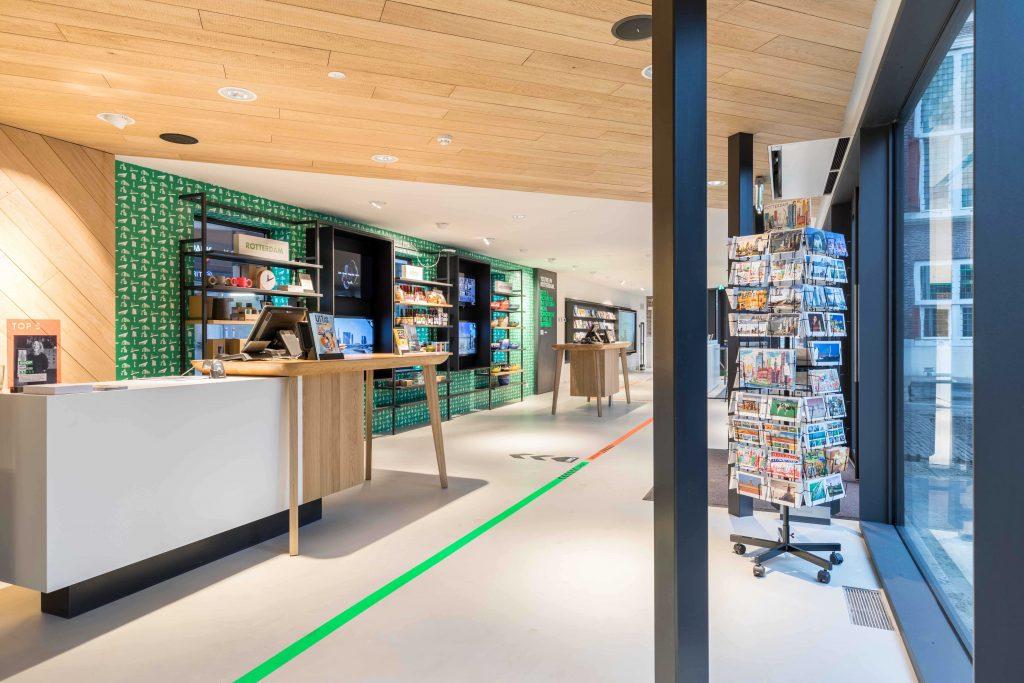 Interieur Rotterdam Tourist Information
