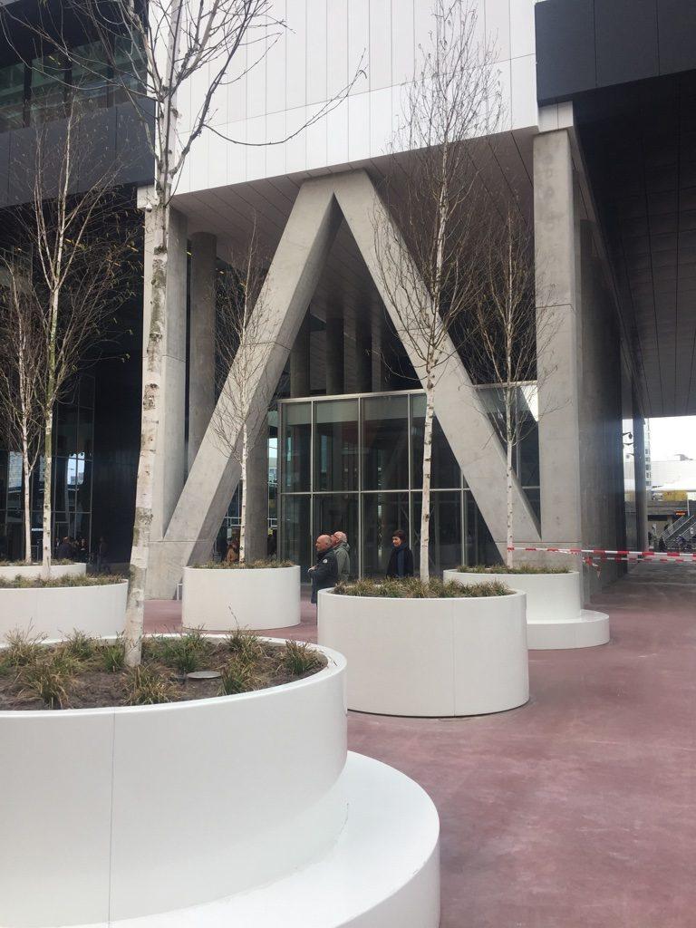 Dudok Den Haag Centraal Station