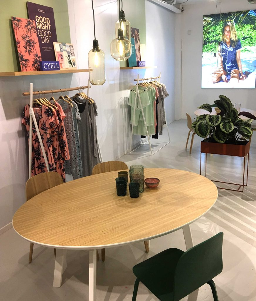 Cyell showroom overview
