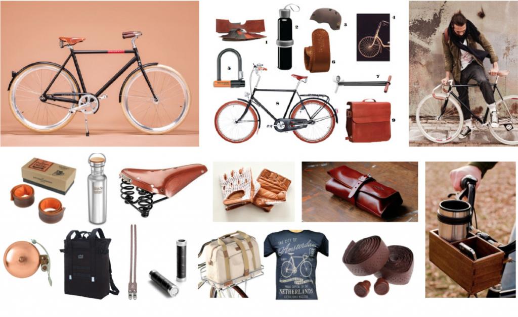 Schiphol Community Cycling moodboard