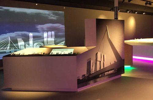 Rotterdam Discovery, Tourist Information, Erasmusbrug