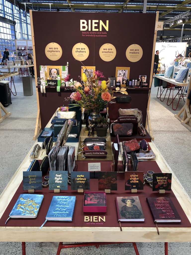 BIEN on the move_stand overview